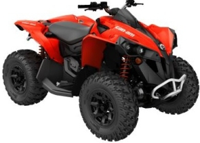 Квадроцикл BRP Can-am RENEGADE 570 RED (2017)