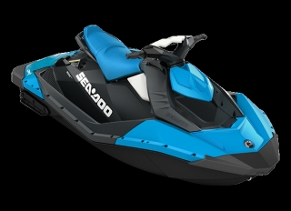 Гидроцикл BRP SeaDoo SPARK 3-UP 900 HO ACE IBR (2016)