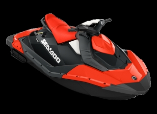 Гидроцикл BRP SeaDoo SPARK 2-UP 900 HO ACE IBR (2016)