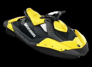 Гидроцикл BRP SeaDoo SPARK 2-UP 600 ACE (2016)