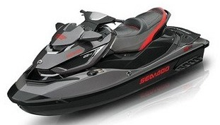 Гидроцикл BRP SeaDoo GTX LTD  260 iS  (2013)